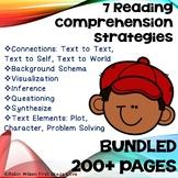 Comprehension Strategies Bundle