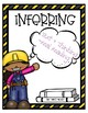 Comprehension Strategies Construction Themed Posters