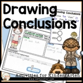 Comprehension Strategy Drawing Conclusions