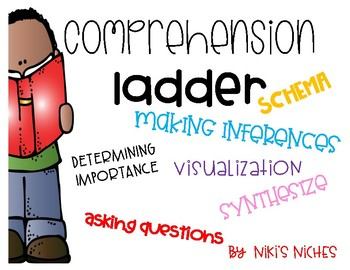 Comprehension Strategies Poster-White Printer Friendly