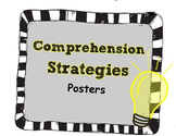 Comprehension Strategies Posters