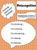 Comprehension Strategies Posters