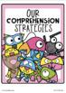 Comprehension Strategies Printable Pack {Fun Animal Prompts}