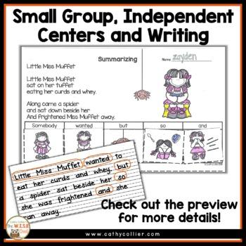 Comprehension Strategies: Summarizing