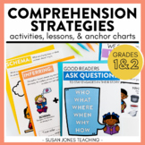 Comprehension Strategies That Stick: GROWING BUNDLE!