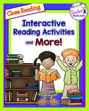 Reading Comprehension Strategies | Reading Strategies Posters | I Can Statements