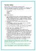 Comprehension Strategies using short film: Worksheets