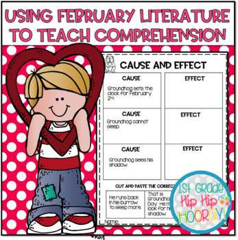 Teaching Comprehension Strategies with Favorite February Literature