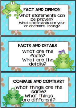 Teaching Comprehension Strategies with Favorite May Literature
