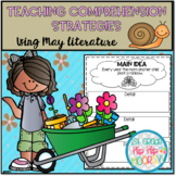 Comprehension Strategies with Favorite May Literature