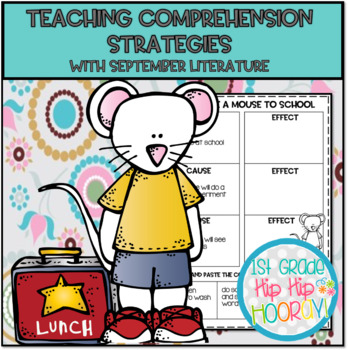 Teaching Comprehension Strategies with Favorite September Literature!