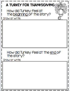 Teaching Comprehension Strategies with favorite November Literature!