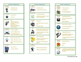 Comprehension Strategy Bookmark