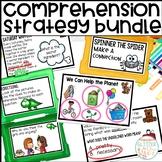 Comprehension Strategy Bundle- Includes 8 strategies!