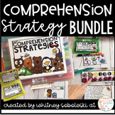 Comprehension Strategy Bundle- Includes 8 strategies!