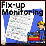 Comprehension Strategy Fix-Up Monitoring