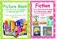 Comprehension Strategy Posters & Genre Posters
