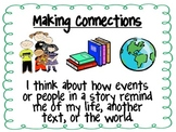 Comprehension Strategy Posters in Kid Friendly Language