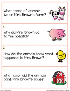 Mrs. Brown Went to Town by Wong Herbert Yee