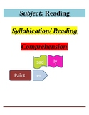 Comprehension- Syllabication