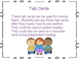 Comprehension Talk Cards