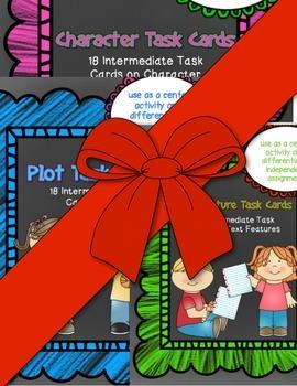Comprehension Task Card Mega Pack