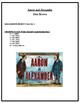 Comprehension Test - Aaron and Alexander (Brown)