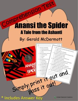 Anansi the spider a tale from the ashanti online dating