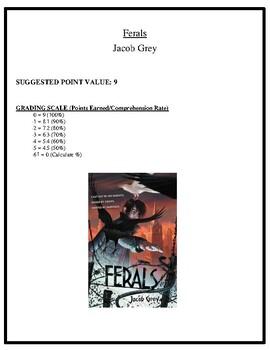 Comprehension Test - Ferals (Grey)