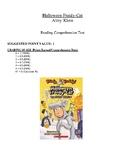 Comprehension Test - Halloween Fraidy-Cat (Klein)