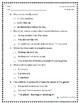 Comprehension Test: Hooway for Wodney Wat