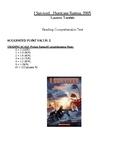 Comprehension Test - I Survived Hurricane Katrina  2005 (Tarshis)