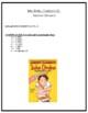 Comprehension Test - Jake Drake, Teacher's Pet (Clements)