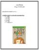 Comprehension Test - Judy Moody (McDonald)