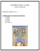 Comprehension Test - Judy Moody Predicts the Future (McDonald)