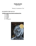 Comprehension Test - Number the Stars (Lowry)