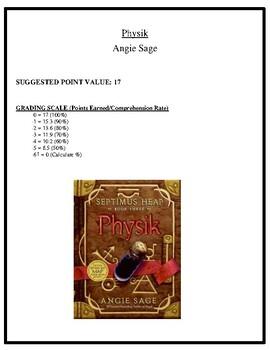 Comprehension Test - Physik (Sage)