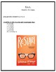 Comprehension Test - Restart (Korman)