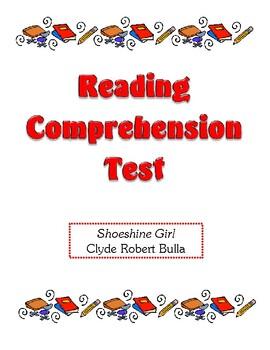 Comprehension Test - Shoeshine Girl (Bulla)