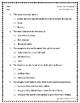 Comprehension Test: Texas Tale - Legend of the Bluebonnet
