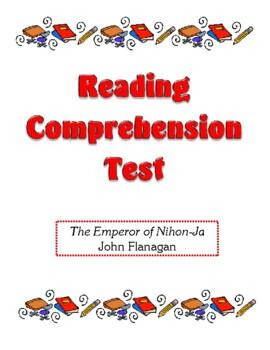 Comprehension Test - The Emperor of Nihon-Ja (Flanagan)