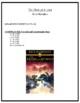 Comprehension Test - The Mark of Athena (Riordan)