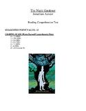 Comprehension Test - The Night Gardener (Auxier)