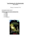 Comprehension Test - The School is Alive (Chabert)