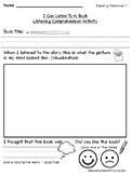 Comprehension Through Response Differentiated 5 pack!