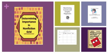 Guided Reading and Beyond: Comprehension Toolkit