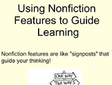 Comprehension Toolkit lesson 4 Nonfiction to Guide Learning