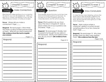 Comprehension Tri-Fold - Calendar Mysteries January Joker,
