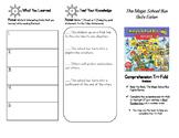 Comprehension Tri-fold: The Magic School Bus Gets Eaten
