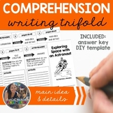 Comprehension Trifold - Exploring Space with an Astronaut